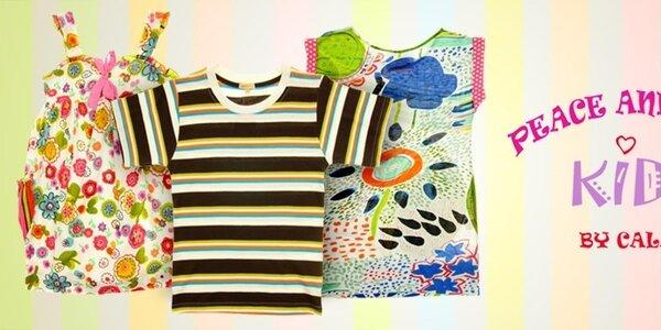 Detské oblečenie Peace & Love