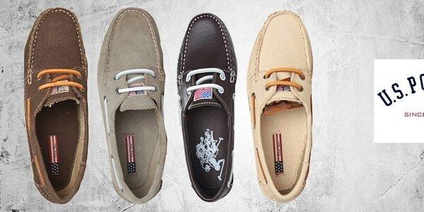 Pánske topánky U.S. Polo