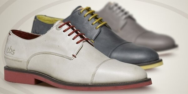 Pánske topánky TBS
