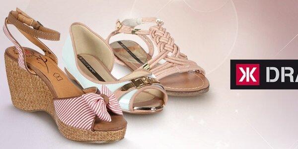 Dámske topánky Drastik