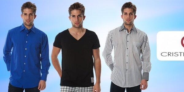 Pánske oblečenie Cristian Lay