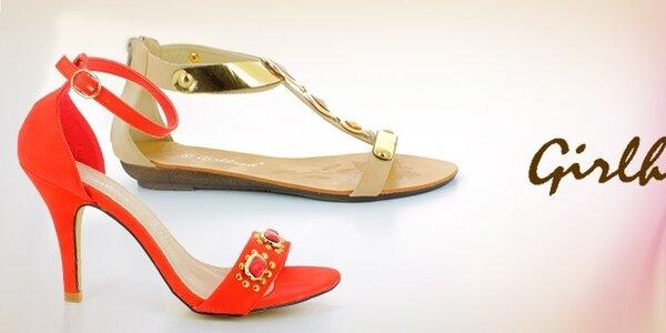 Dámske topánky Girlhood