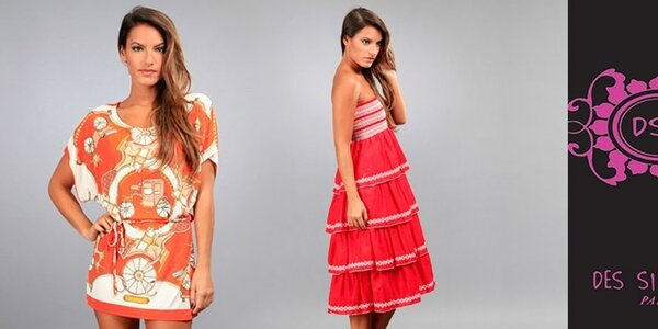 Dámske oblečenie Des Si Belles