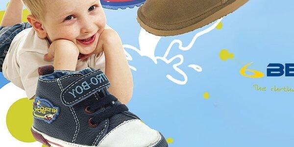 Detské topánky Beppi
