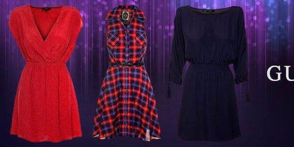 Dámske oblečenie Guess