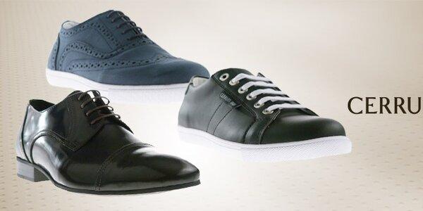 Pánske topánky Cerruti 1881