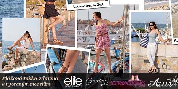 Módne sandále a balerínky Les Tropeziennes, Elite, Gardini, Azur, Derhy