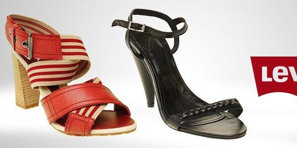 Dámske topánky Levi´s