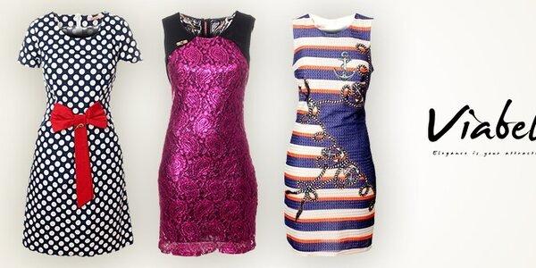 Dámske šaty Via Belluci