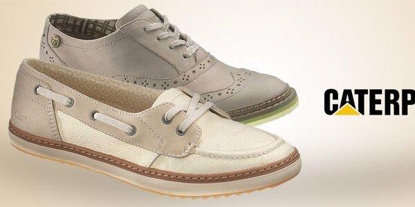 Dámske topánky Caterpillar - pracujú rovnako tvrdo ako ty