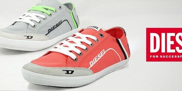 Pánske topánky Diesel