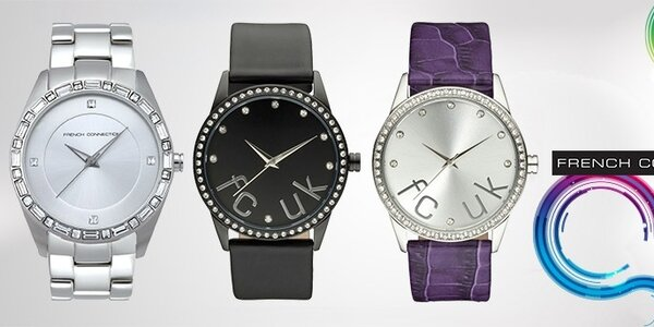 Dámske hodinky FCUK