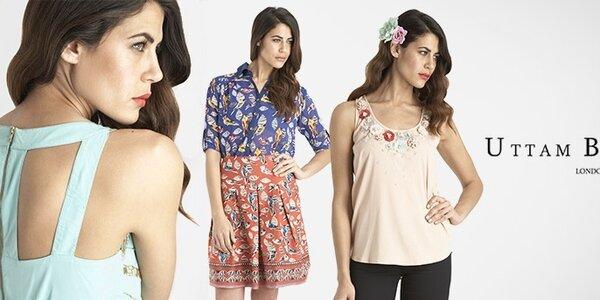 Dámske oblečenie Uttam Boutique