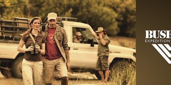 Dámske oblečenie Bushman