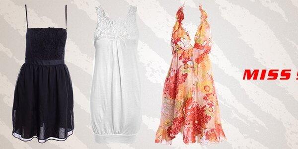 Dámske oblečenie Miss Sixty