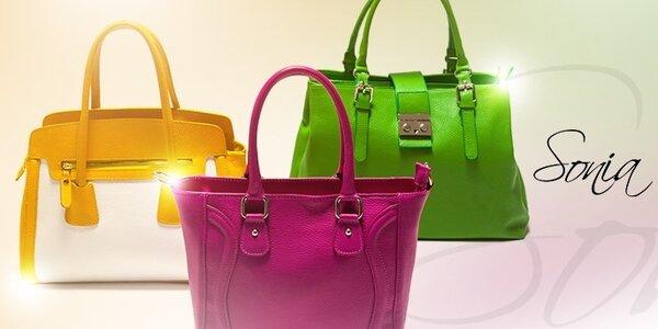 Elegantné kabelky Sonia Ricci