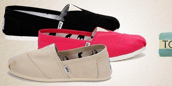 Unisex topánky Toms
