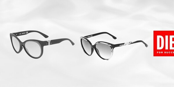 Dámske slnečné okuliare Diesel