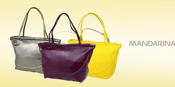 Štýlové kufre, kabelky a tašky Mandarina Duck