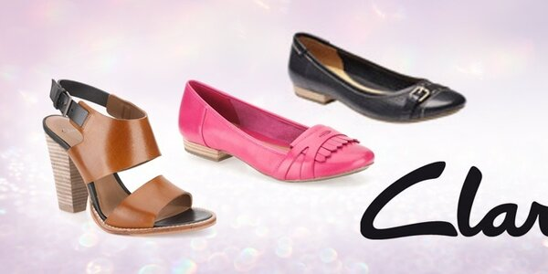 Dámske topánky Clarks - elegancia a pohodlie
