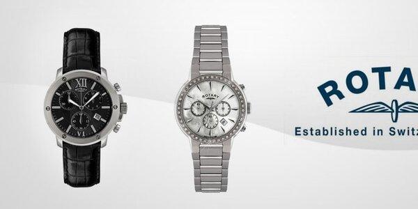 Luxusné hodinky Rotary