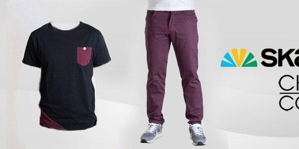 Pánske oblečenie Skank a Chico