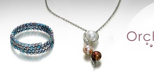 Šperky Orchira