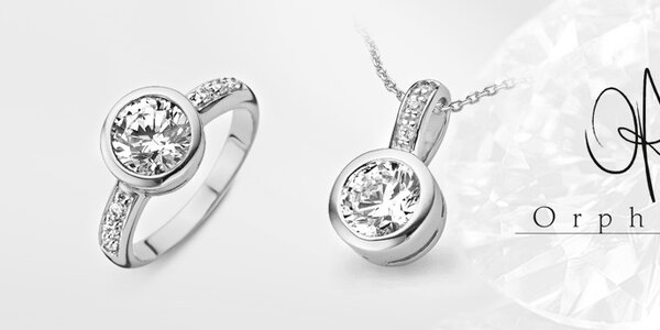 Luxusné šperky a hodinky Orphelia