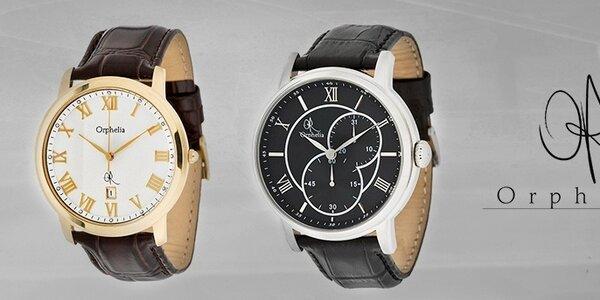 Luxusné pánske hodinky Orphelia