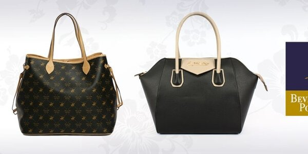 Luxusné kabelky s príbehom Beverly Hills Polo Club