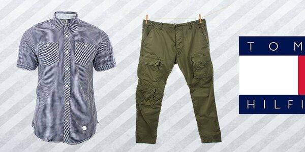 Pánske oblečenie Tommy Hilfiger - štýlová klasika