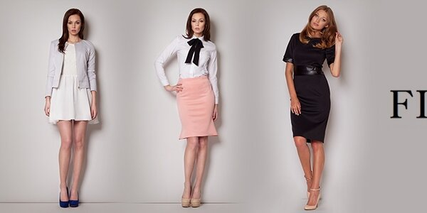 Nová kolekcia elegantného oblečenia Figl