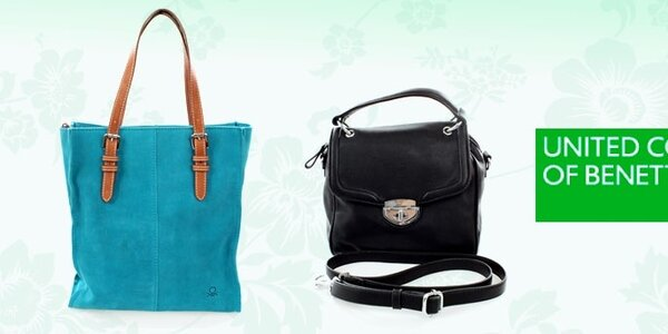Talianske kabelky a doplnky United Colors of Benetton