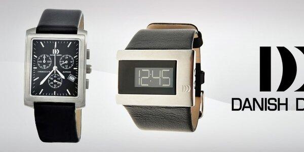 Zastavte čas s elegantnými hodinkami Danish Design
