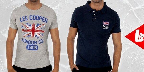 Pánske športové tričká Lee Cooper