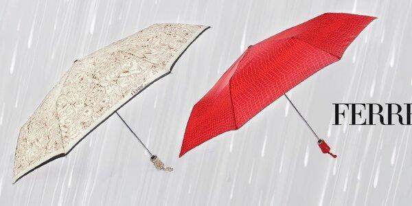 Rozkážeme vetru, dažďu - dámske dáždniky Ferré Milano