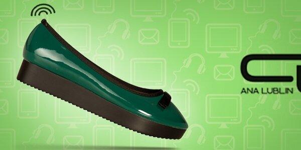 Farby jesene - dámske topánky Ana Lublin