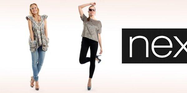 Horúčka sobotňajšej noci - retro oblečenie Next