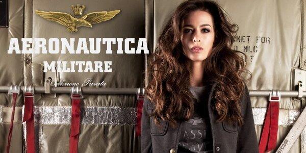 Lietajte v tom s nami - dámske oblečenie Aeronautica Militare