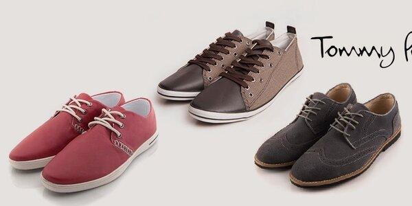 Originálne pánske topánky Tommy Petersen