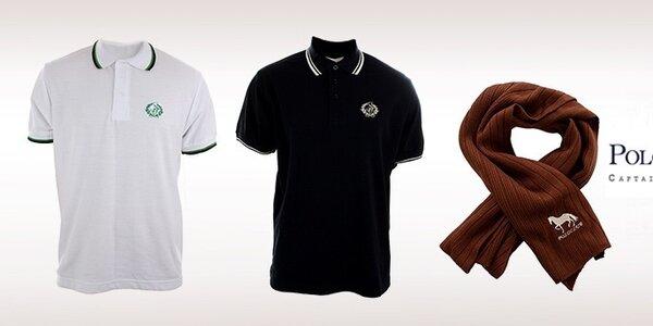 Pánske ležérne tričká a doplnky Polo Club