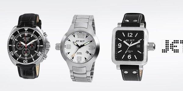 Strážte čas s luxusnými hodinkami Jet Set