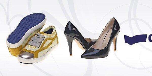 Obujte si štýl - dámske topánky GAS