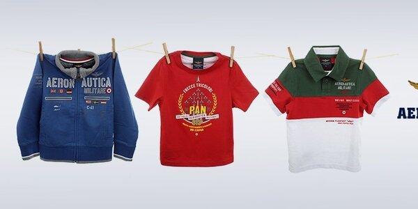 Detské oblečenie Aeronautica Militare