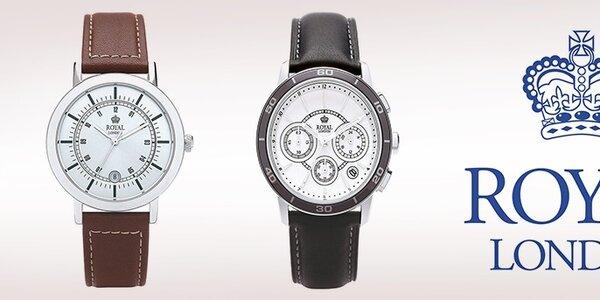 Luxusné hodinky s príbehom Royal London