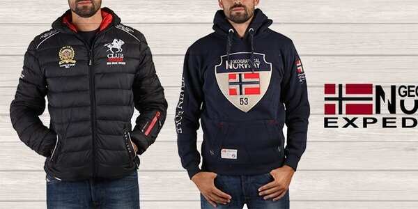 Vybavte sa na zimu Geographical Norway - pre mužov