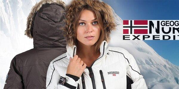 Vybavte sa na zimu Geographical Norway - pre ženy