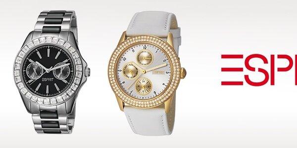 Dámske nadčasové hodinky Esprit