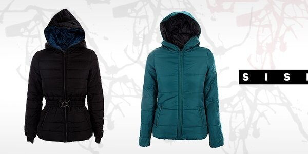 Zahrejte sa v zimných bundách Sisley