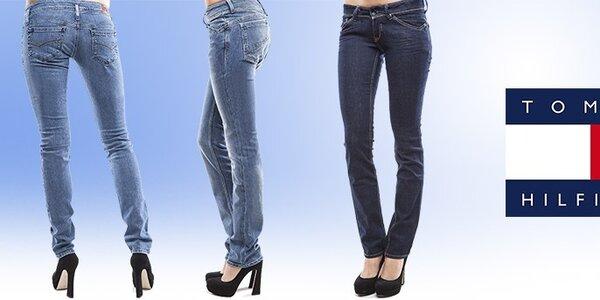 Dámske džínsy a nohavice Tommy Hilfiger